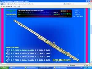 Virtual flute online : sikihuyu