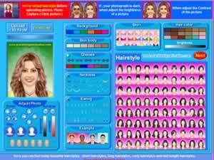 Astounding Picture Star Hairstyle For Women Long Hair Virtual Hairstyle Short Hairstyles Gunalazisus